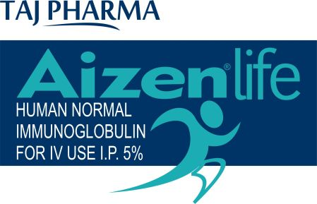 aizen-life-normal-immunoglobulin-50-mg-purity-of-at-least-95-igg-logo