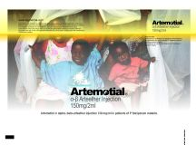 artemotial-%ce%b1-%ce%b2-arteether-injection-150mg-per-2ml-poster